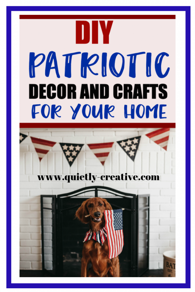 4th of Julyl Decor & Crafts