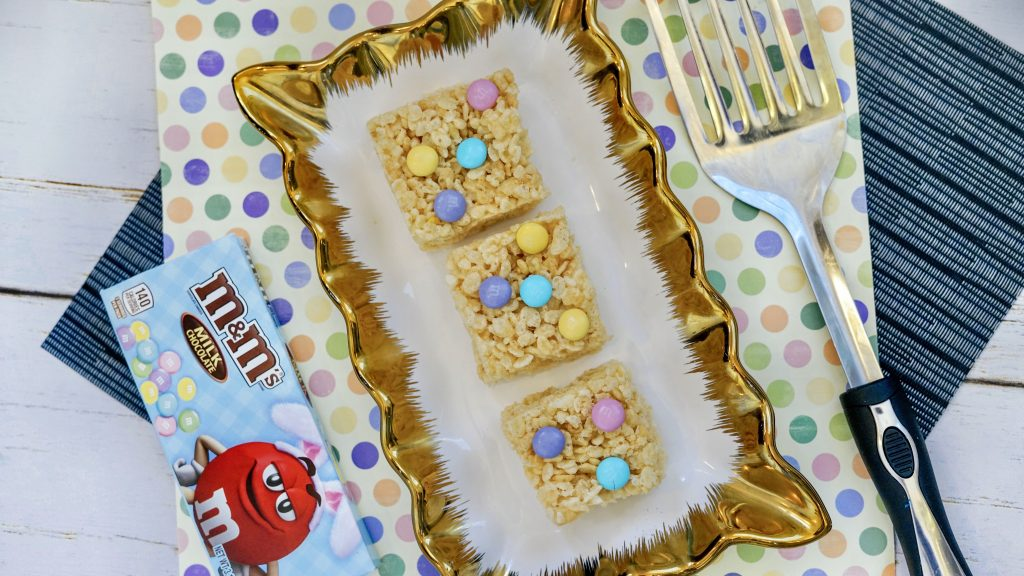 Easter Rice Krispie Treats Main Photo