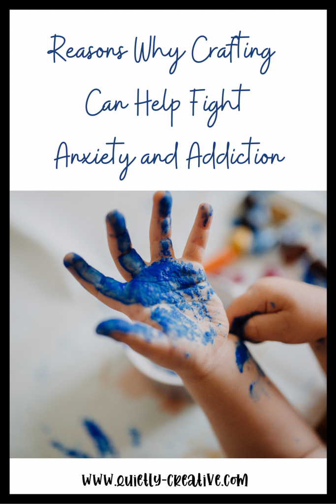 Crafting To Fight Addiction